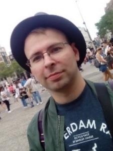 Profileimage by Artur Areshchenko Web Designer from