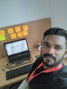 Profilbild von Arun Suresh PHP-Entwickler mit Erfahrung in gängigen Frameworks und E-Commerce-Plattformen aus Trivandrum