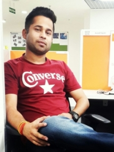 Profileimage by Arvind Tripathi Ariba Business Analyst from