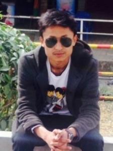 Profileimage by Ashwin Shrestha ios Developer from