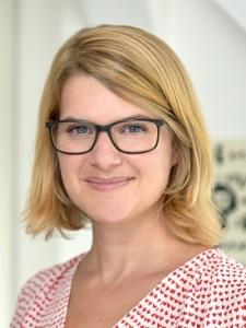 Profilbild von Beate Bolte Diplom Grafikdesignerin aus Berlin