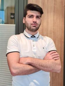 Profilbild von Berkay Diner UI & UX Designer aus