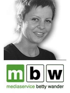 Profilbild von Betty Wander Web-Entwicklung - Konzeption, Design, technische Umsetzung aus Dresden