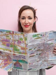 Profileimage by Carlotta Rebonato Web designee and photo retoucher from italy