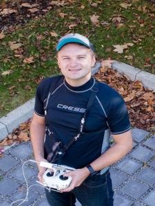Profilbild von Christoph Harmata Fotograf für Luftbilder, Drohnenfotografie, Film und 3D Scan, 3D-Mapping, 360°, Inspektionen aus Schwerte