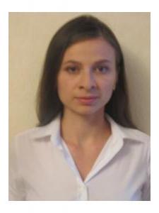 Profileimage by Cristina Frunze Documentum Consultant from Chisinau