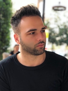 Profileimage by Dajan Vulaj Full Stack Web Developer from