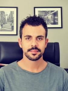 Profileimage by Daniel Bellini Graphic/Web Designer from Barcelona
