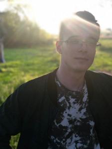 Profileimage by Daniil Aksinin Front-end web developer (HTML, SCSS, Bootstrap, JavaScript) from