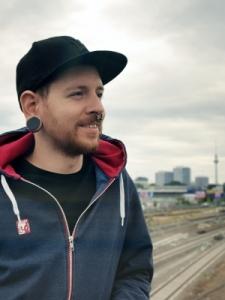 Profilbild von David Bernau Motion Designer aus Berlin