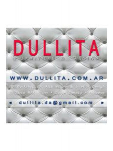 Profileimage by Delfina Aleman DULLITA 3D Artist and Training from Lafayette