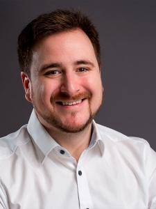 Profilbild von Denis Laubert Kommunikationsdesigner aus Berlin