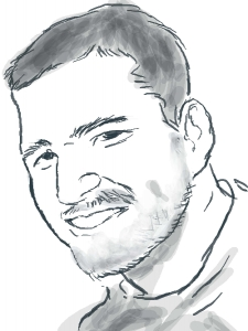 Profileimage by Dhaius Oliveira Illustrator from