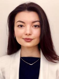 Profilbild von Diana Grajdan Praktikantin Projektmanagement aus Frankfurt