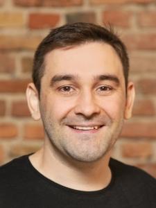 Profilbild von Dinar Garipov Senior Full-stack developer aus Berlin