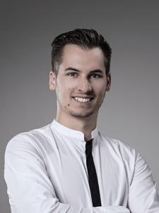 Profileimage by Dominik Sachsenhofer Cloud Technologies Developer from Linz