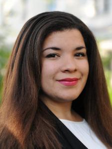 Profilbild von Dominique Irby UX/UI-Designerin aus Berlin