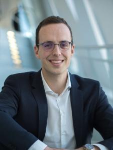 Profilbild von Elias Steinle Data enthusiast aus Durmersheim