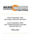 Profilbild von   Softwareentwicklung - VBA, MS-Access, MS-Excel, MS SQL Server, ABAP, VB.NET