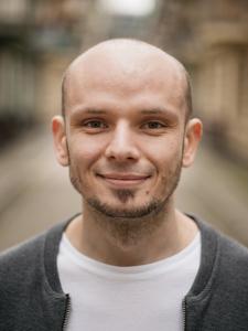 Profilbild von Gregor Swatek freiberuflicher Webdesigner (UI/UX) aus Hamburg