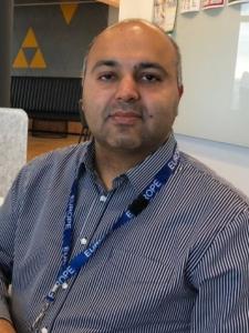 Profilbild von Haroon Rashid IT Support Engineer - Level 3 aus Hattersheim