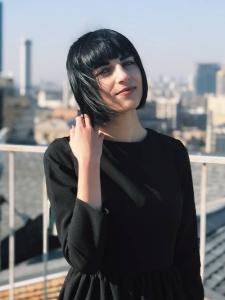Profileimage by Ivanna Shkromyda Graphic Designer from Kyiv