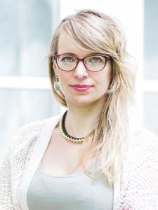 Profilbild von Janine Navarro Grafikdesignerin aus Osnabrueck