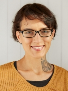 Profilbild von Jennifer LeClaire Mediamatikerin Fotografin aus Wattwil
