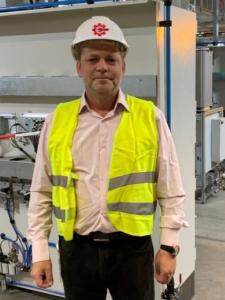 Profilbild von Jens Barth Projekt u. Bauleitung Hoch-Tief-Tunnel Montagen, Bauleitung Automotiv incl. Inbetriebnahme aus Bammental