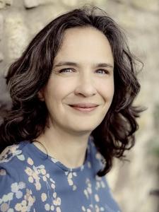 Profilbild von Judy Frey freiberufliche Grafikdesignerin aus Schornsheim