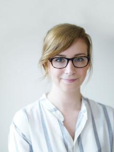 Profilbild von Julia Reitz Senior UX/UI Design, Research und Consulting aus Koeln