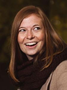 Profilbild von Katharina Heitz Grafikdesignerin Print aus Rastatt