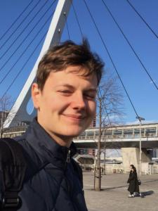 Profilbild von Kevin Galim Software-Entwickler aus Wallersdorf