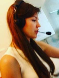 Profilbild von Khrystyna Steiert Übersetzerin und Dolmetscherin aus Olching
