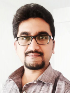 Profileimage by Krunal Gohil SAP Project Lead from Bengaluru