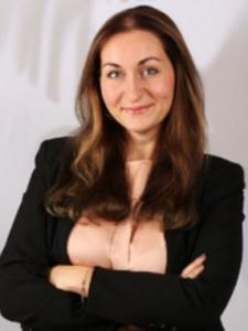 Profilbild von Lesya Trepte Social Media Consultant und Manager aus Berlin