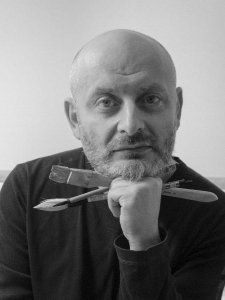 Profilbild von Lev Kaplan Grafik-Designer und Art-Director, Chief Creative Officer, Dozent aus Stuttgart
