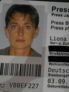 Profilbild von Liona Toussaint DESIGNERIN (Grafik-Web-Werbung-Textil-Foto-etc.) - KÜNSTLERIN - AUTORIN - HERAUSGEBERIN - FOTOGRAFIN aus Ahrensfelde