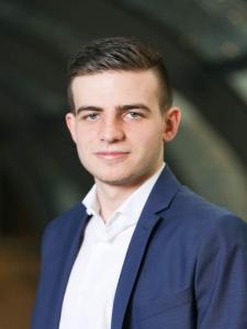 Profilbild von Marius Haberstock Fullstack JavaScript Entwickler - React und Node.js aus Mannheim