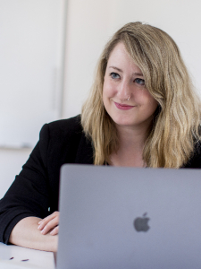 Profilbild von Miriam Wagner Kommunikationsdesignerin aus Wiesbaden