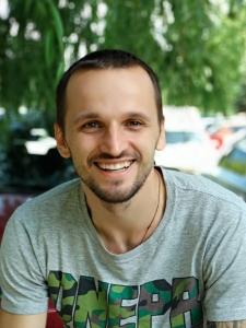 Profileimage by Nickolay Osiniy Python Engineer from