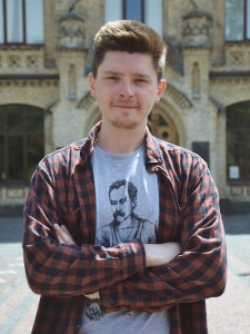 Profileimage by Nikita Dragomiretsky Web Developer from