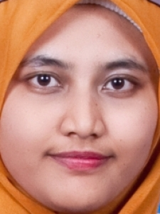 Profileimage by NurFarhah MatZian Master's degree student with 10 years experienced in computer science from