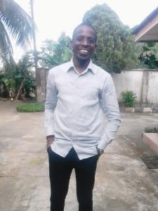 Profileimage by Obongidiyake James Copywriter and Ghostwriter from