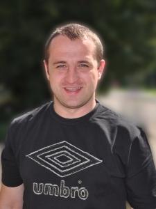 Profileimage by Oleg Poruchenko wordpress/ html5-css3 from