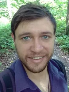 Profileimage by Oleksii Guberniuk Junior Front End developer from