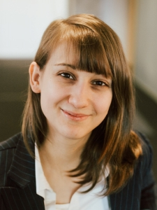 Profilbild von Rebekka Heckfuss SAP Beratung & Entwicklung  ABAP, ABAP OO; Interactive Forms; SAPScript, Projektleitung, SAP FPM aus Offenburg