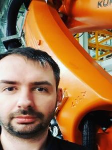 Profilbild von Robert Freiherr Kuka Roboterprogrammierer aus Mittelherwigsdorf