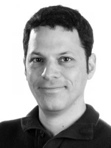 Profilbild von Ron Tamerin Fullstack Softwareentwickler (.NET C# NodeJS) - Medizinische Softwareentwicklung Hintergrund aus Muenchen