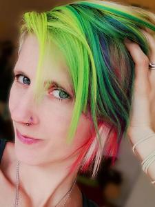 Profilbild von Sandra Wenger Freier Texter & Content Manager aus Leipzig